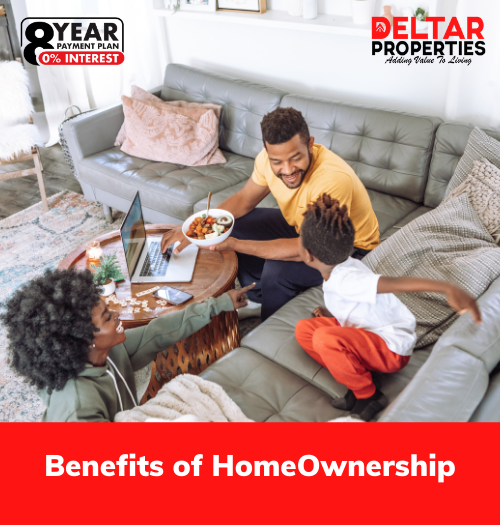 Benefits of Homeownership Today